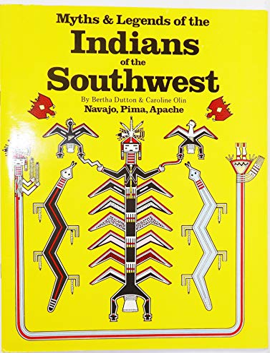 Navajo, Pima, Apache By Bertha Dutton