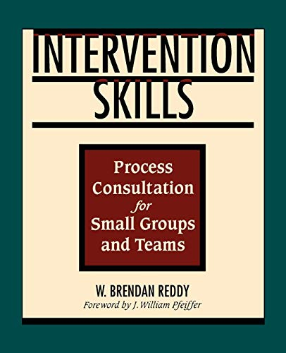 Intervention Skills By W. Brendan Reddy