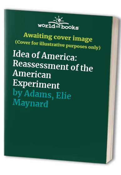 Idea of America By Elie Maynard Adams
