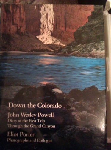 Down the Colorado By Eliot Porter