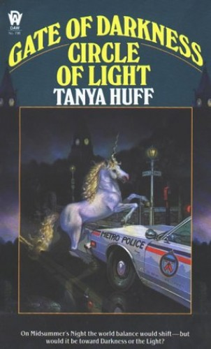 Huff Tanya : Gate of Darkness, Circle of Light By Tanya Huff