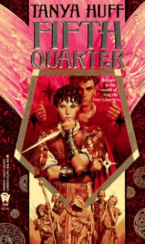 The Fifth Quarter By Tanya Huff