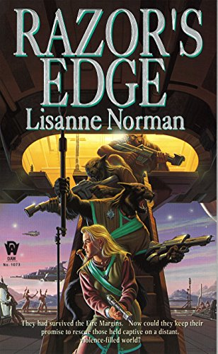 Razor's Edge By Lisanne Norman