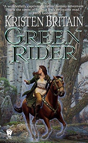 Green Rider By Kristin Britain