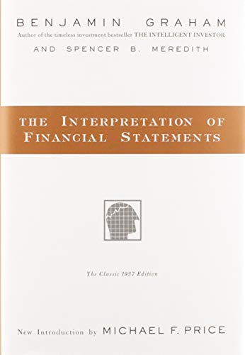 The Interpretation of Financial Strategies By B Graham