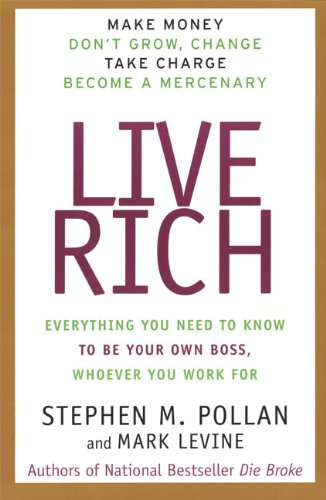 Live Rich By Stephen Pollan