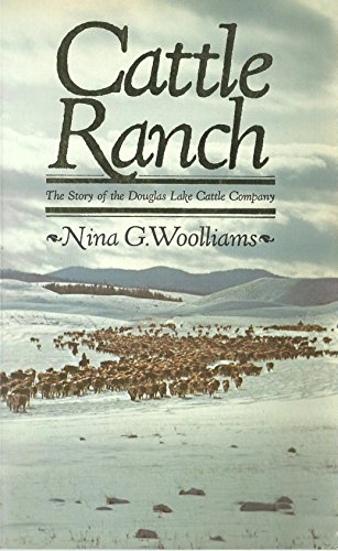 Cattle Ranch By Nina Woolliams