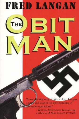 The Obit Man By Fred Langan
