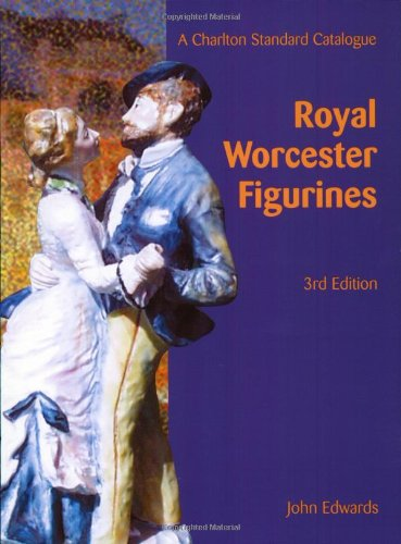 Royal Worcester Figurines: A Charlton Standard Catalogue By Anthony Cast
