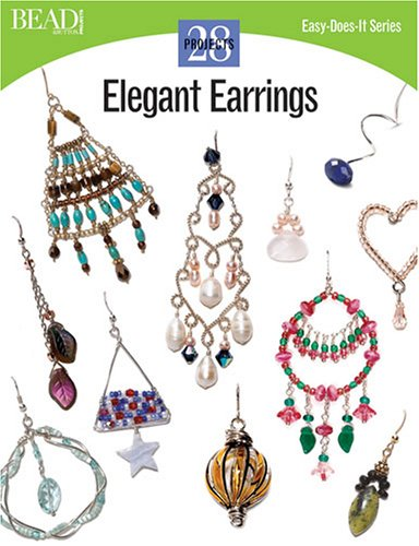 Elegant Earrings By Kalmbach Publishing Company