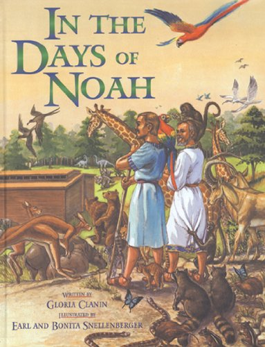 In the Days of Noah By Gloria Clanin