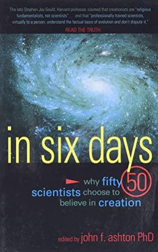 In Six Days By Ashton John