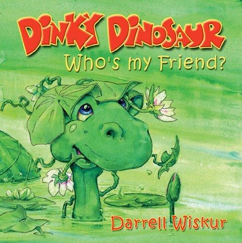 Dinky Dinosaur By Darrell Wiskur