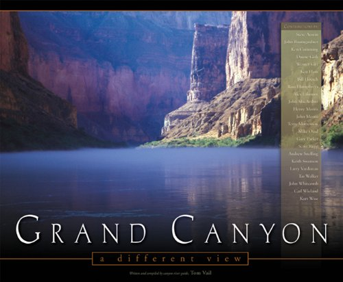 Grand Canyon By Tom Vail
