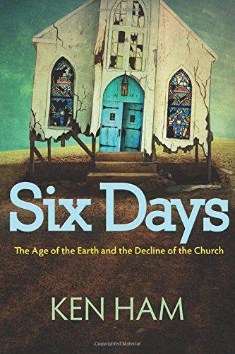Six Days By Ken Ham