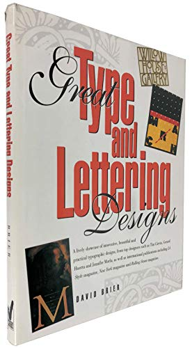 Great Type and Lettering Design By David Brier
