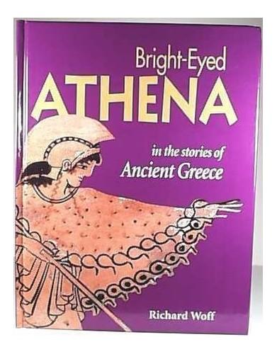 Bright-Eyed Athena By Richard Woff