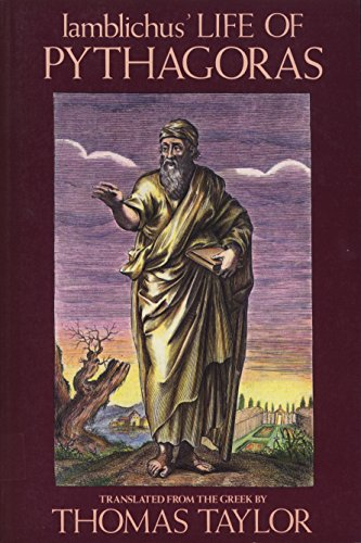 Life of Pythagoras By Iamblichus