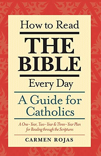 How to Read the Bible Every Day By Carmen Rojas