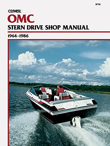 OMC Stern Drive 64-1986 By Edited by Alan Ahlstrand