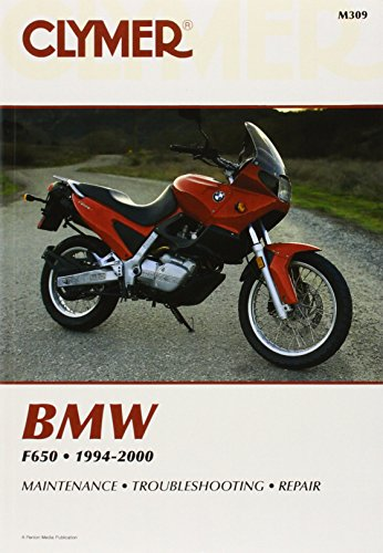 BMW F650 1994-2000 By Other primary creator Haynes