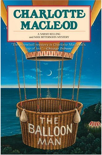 The Balloon Man By Charlotte MacLeod