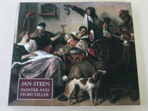 Jan Steen, Painter and Storyteller By Rijksmuseum (Netherlands)