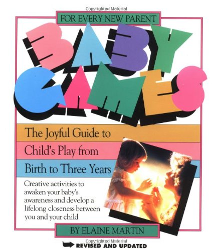 Baby Games By Elaine Martin