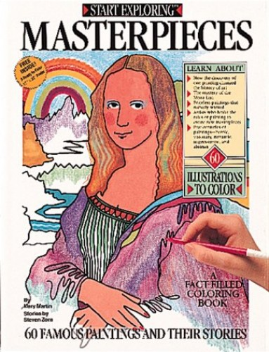 Start Exploring: Masterpieces By Mary Martin
