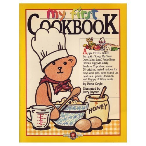 My First Cook Book By Rena Coyle