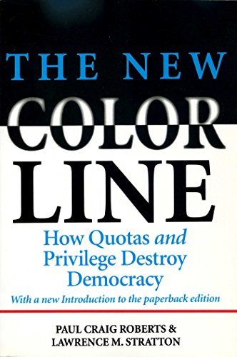 The New Color Line By Paul Craig Roberts