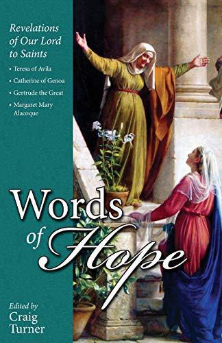 Words of Hope By Associate Professor Craig Turner, M.F
