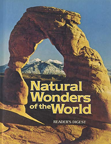 Natural Wonders of the World By Reader's Digest