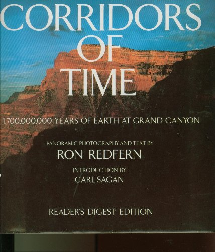 Corridors of time : 1700000000 years of earth at Grand Canyon By Ron Redfern
