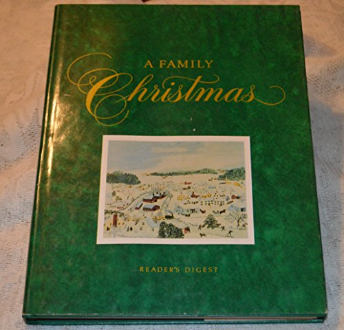 A Family Christmas By Reader's Digest Association