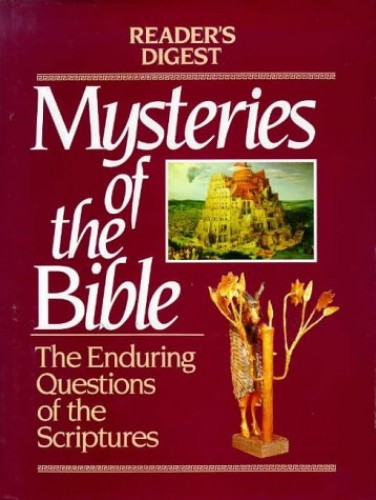 Mysteries of the Bible By Reader's Digest