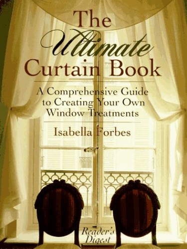 Ultimate Curtain Book By Isabella Forbes