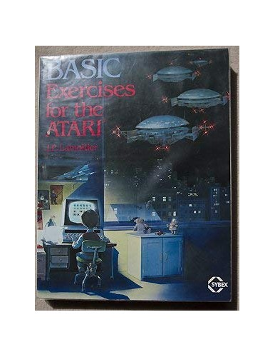 BASIC Exercises for the Atari By J.P. Lamoitier