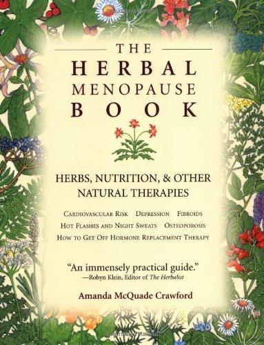 The Herbal Menopause Book By Amanda McQuade Crawford
