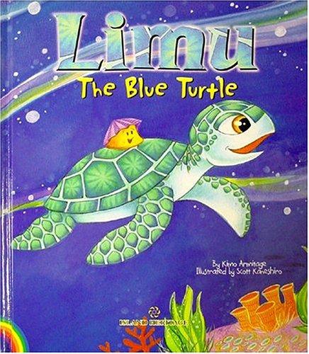 Limu: The Blue Turtle By kimo-armitage