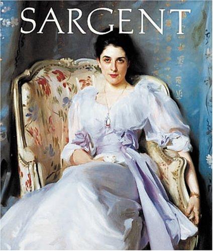 John Singer Sargent By J. Ratcliff