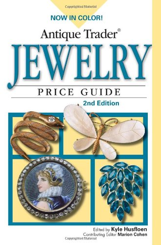 Antique Trader Jewelry Price Guide By Kyle Husfloen