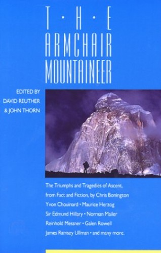 Armchair Mountaineer By David Reuther