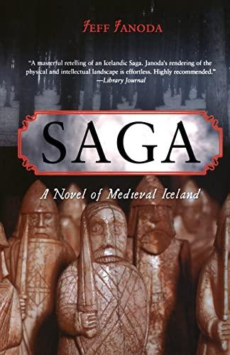 Saga By Jeff Janoda