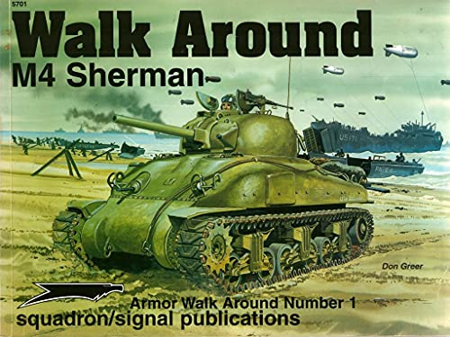 M4 Sherman - Armor Walk Around No. 1 By Jim Mesko