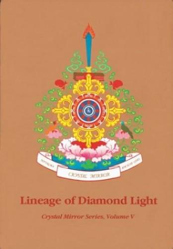 Lineage of Diamond Light By Tarthang Talka