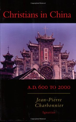 Christians in China By Father Jean Charbonnier