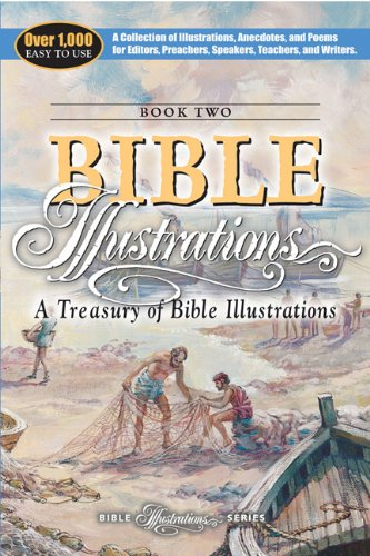 A Treasury of Bible Illustrations By Amg Publishers