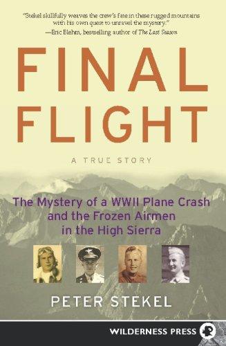 Final Flight By Peter Stekel