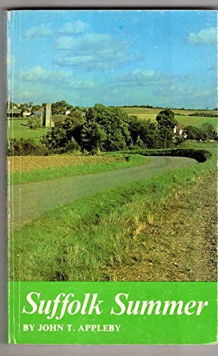 Suffolk summer by Appleby, John Tate 0900227109 The Cheap Fast Free Post